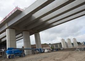 Astmoor Bridgewater Viaduct – August 2016