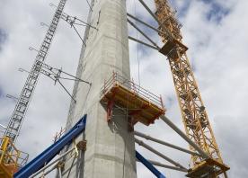 North pylon – August 2016