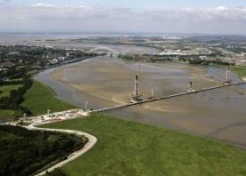 Mersey Gateway bridge – July 2016