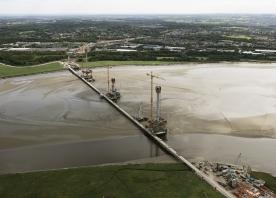 Mersey Gateway Bridge – August 2016