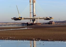 North pylon – January 2017