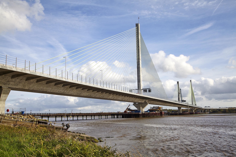 Jembatan Mersey (The Mersey Gateway)